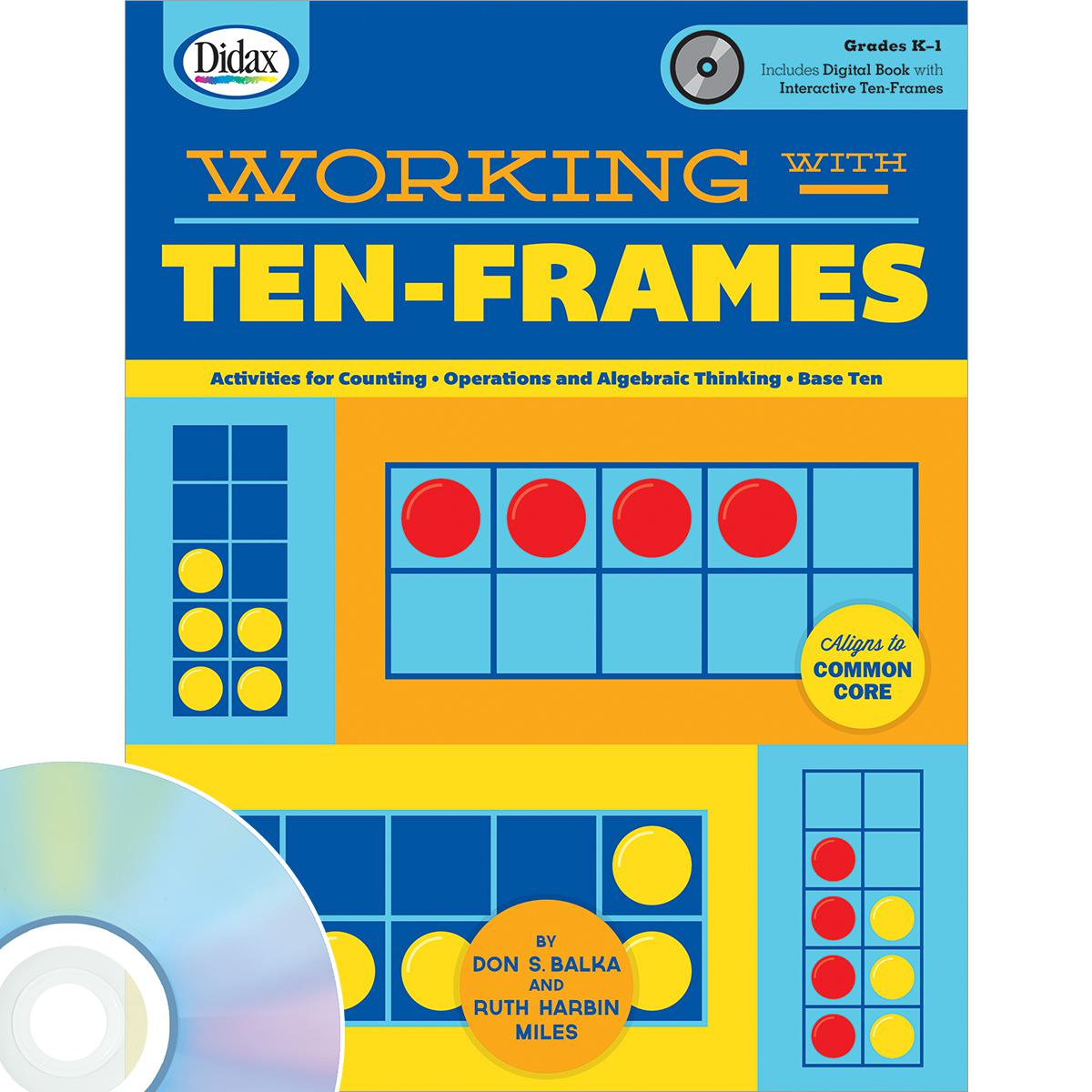 Working with Ten-Frames