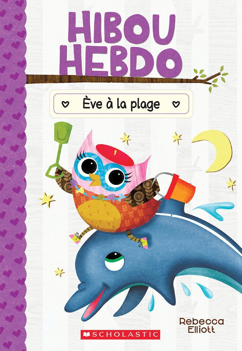 Hibou Hebdo : Ève à la plage - Tome 14