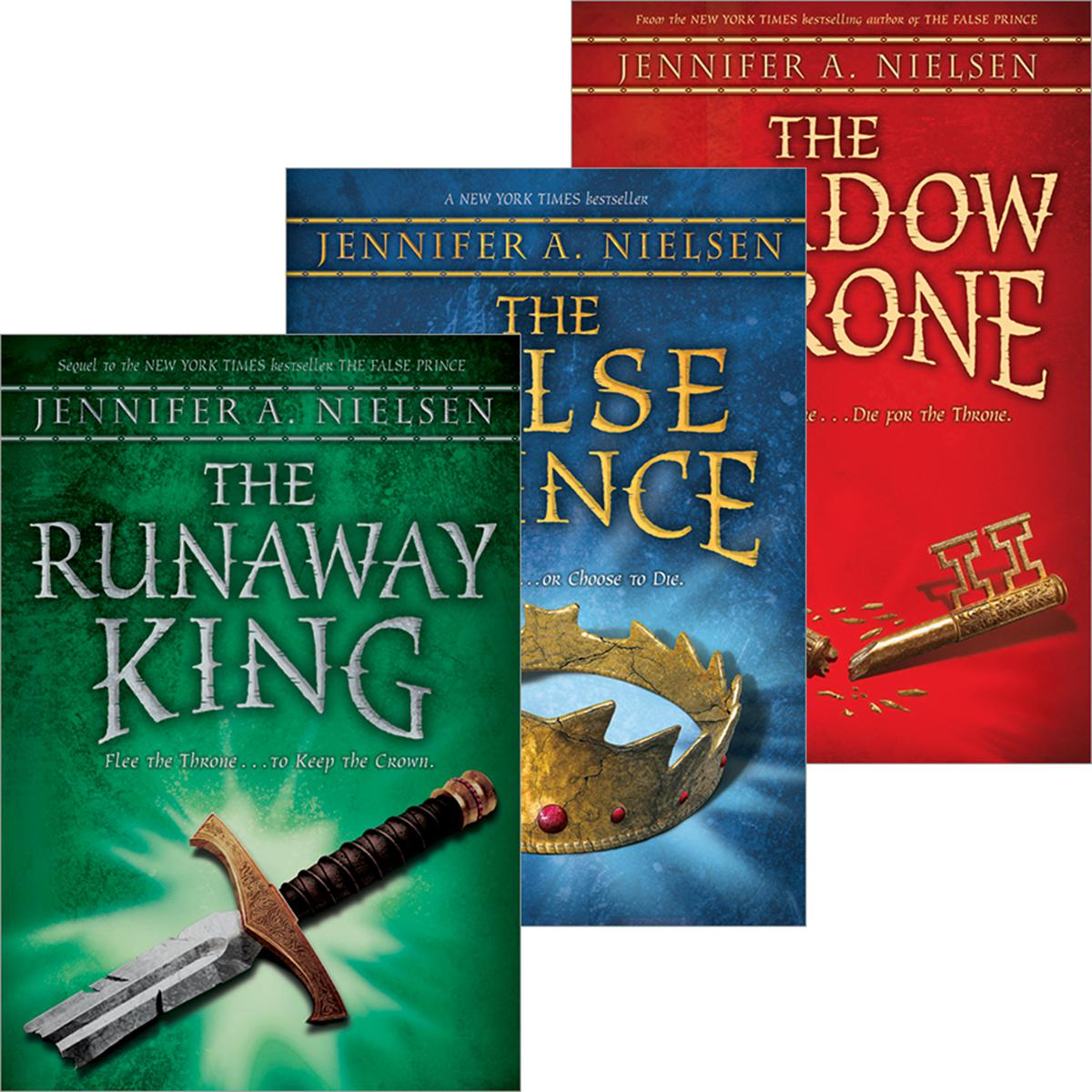 Ascendance Trilogy Pack