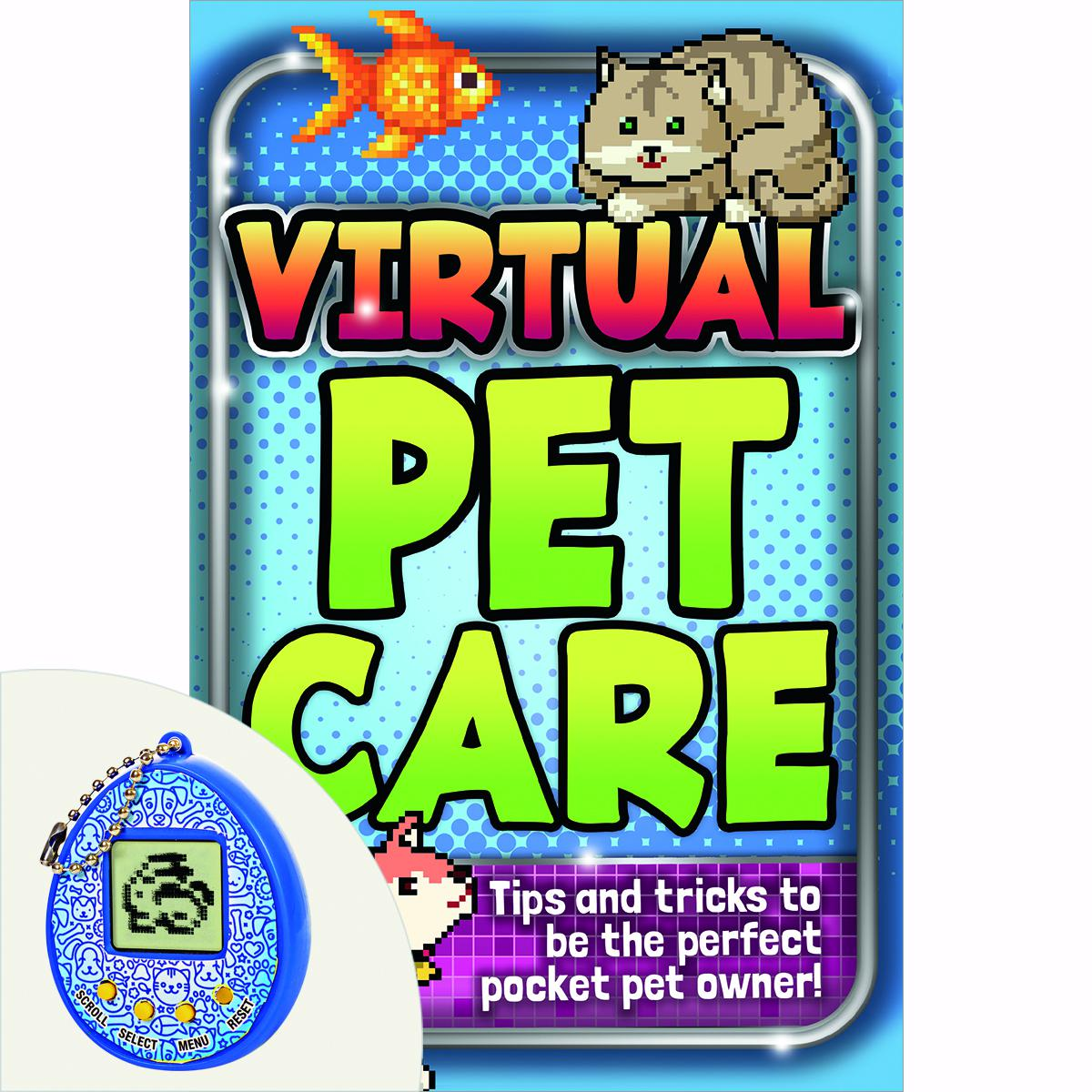 Virtual Pet Care Pack