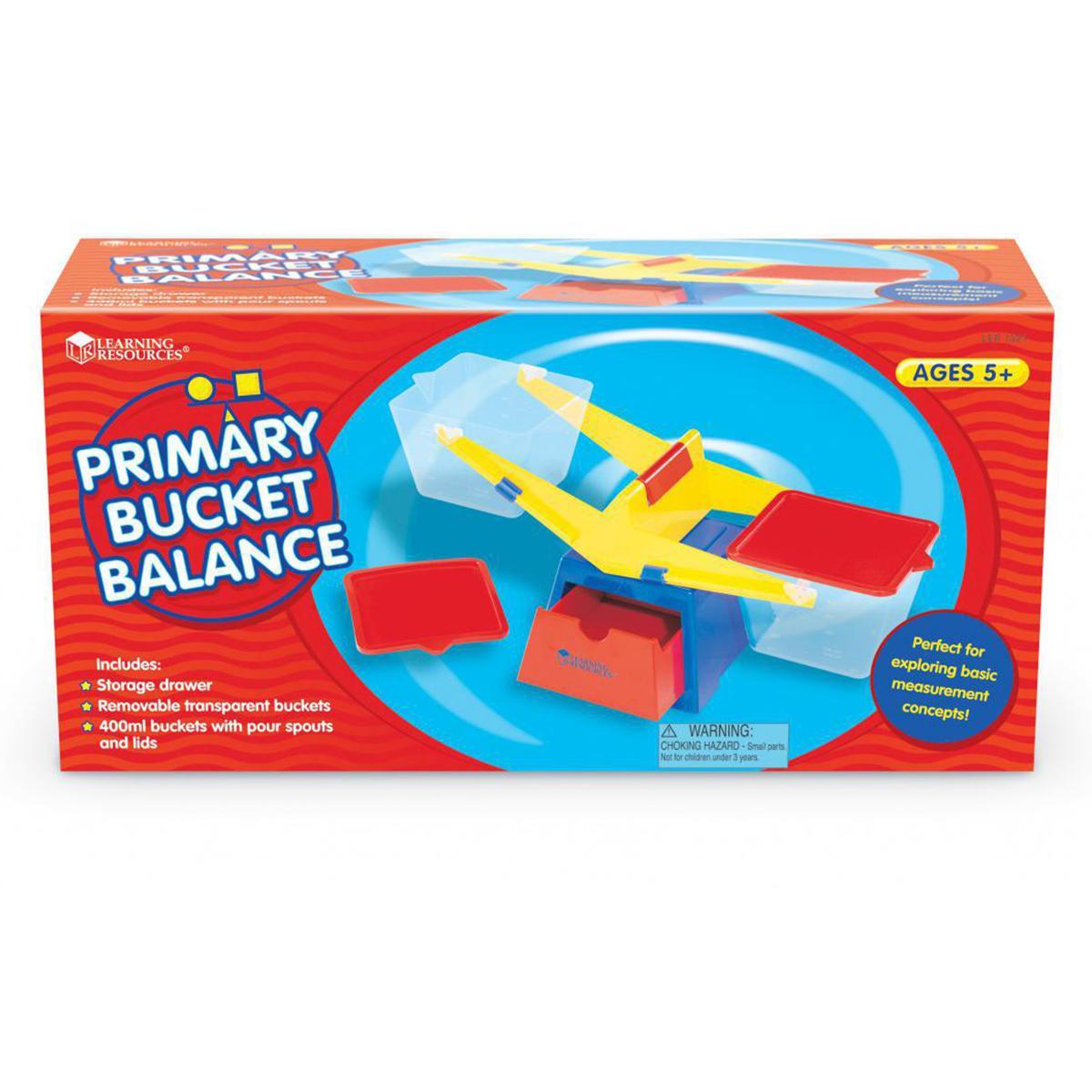 Primary Bucket Balance