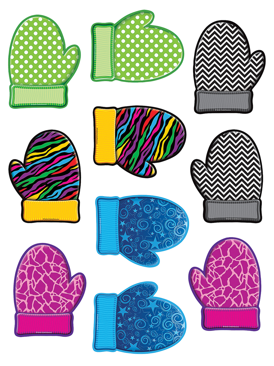 Mittens Accents Pack
