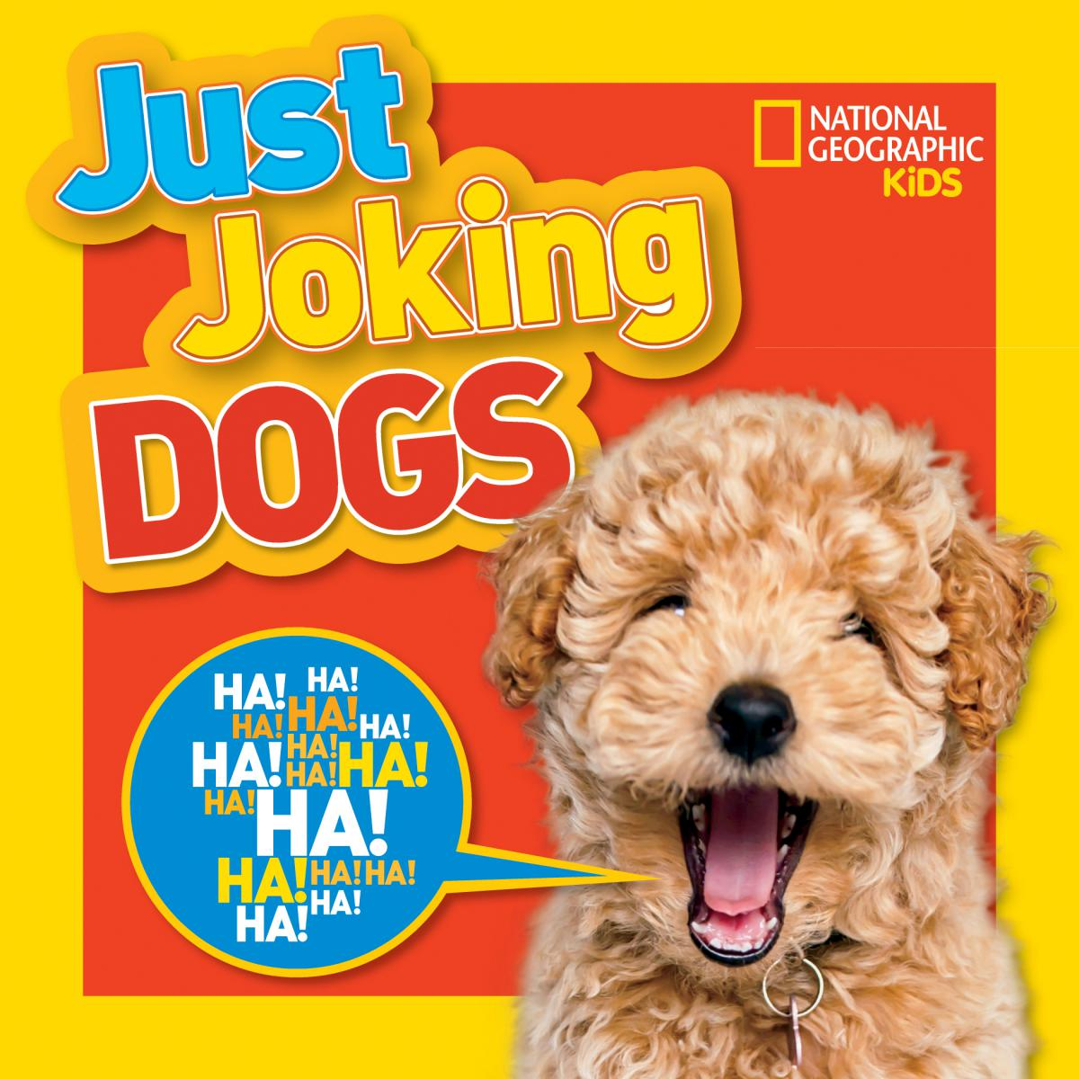 National Geographic Kids: Just Joking Dogs