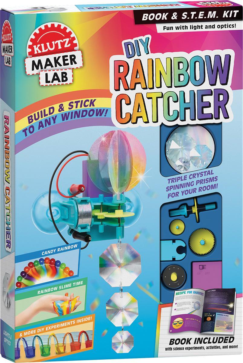 Klutz® Maker Lab: DIY Rainbow Catcher