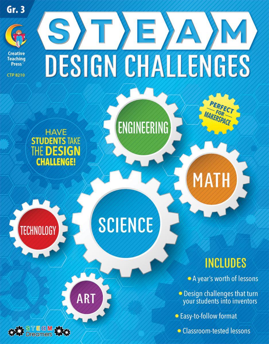 Steam Design Challenges: Gr. 3