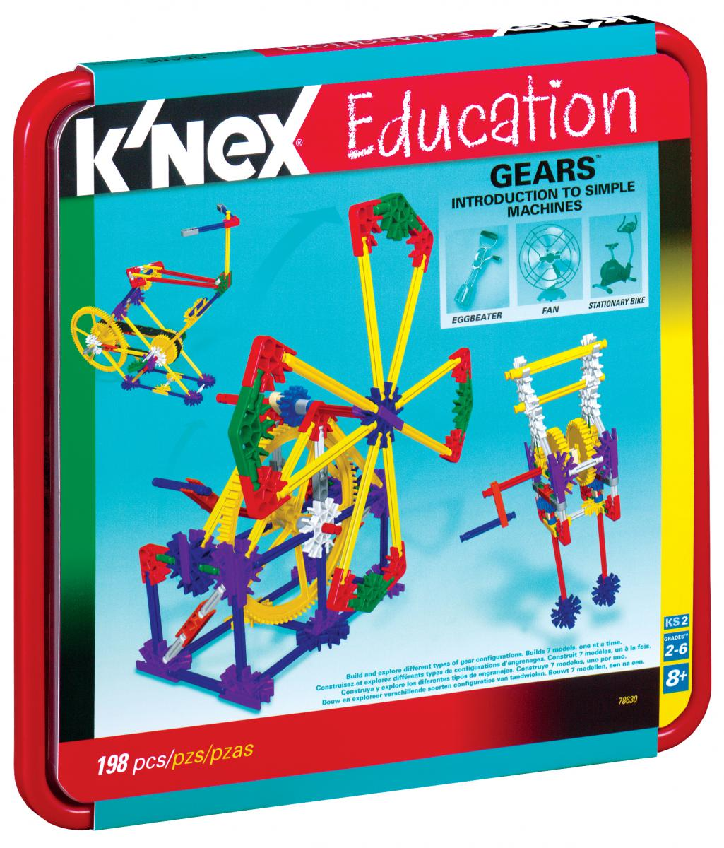 K'Nex® : Engrenages