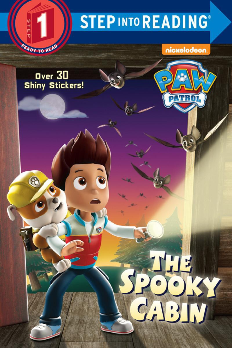 PAW Patrol: The Spooky Cabin