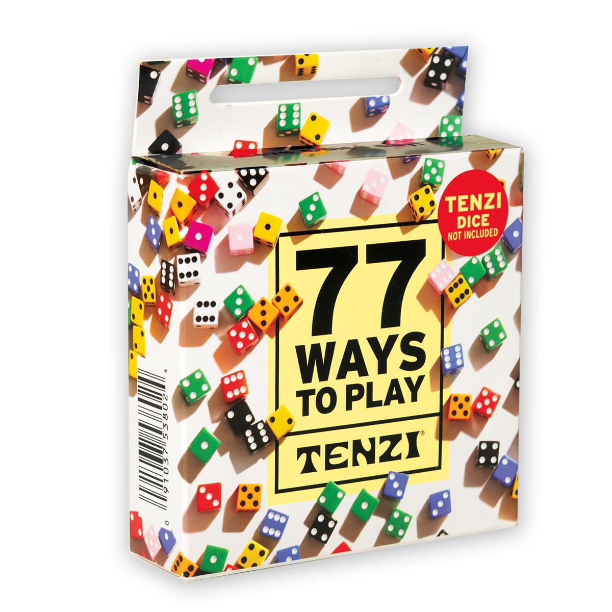 77 façons de jouer à  Tenzi