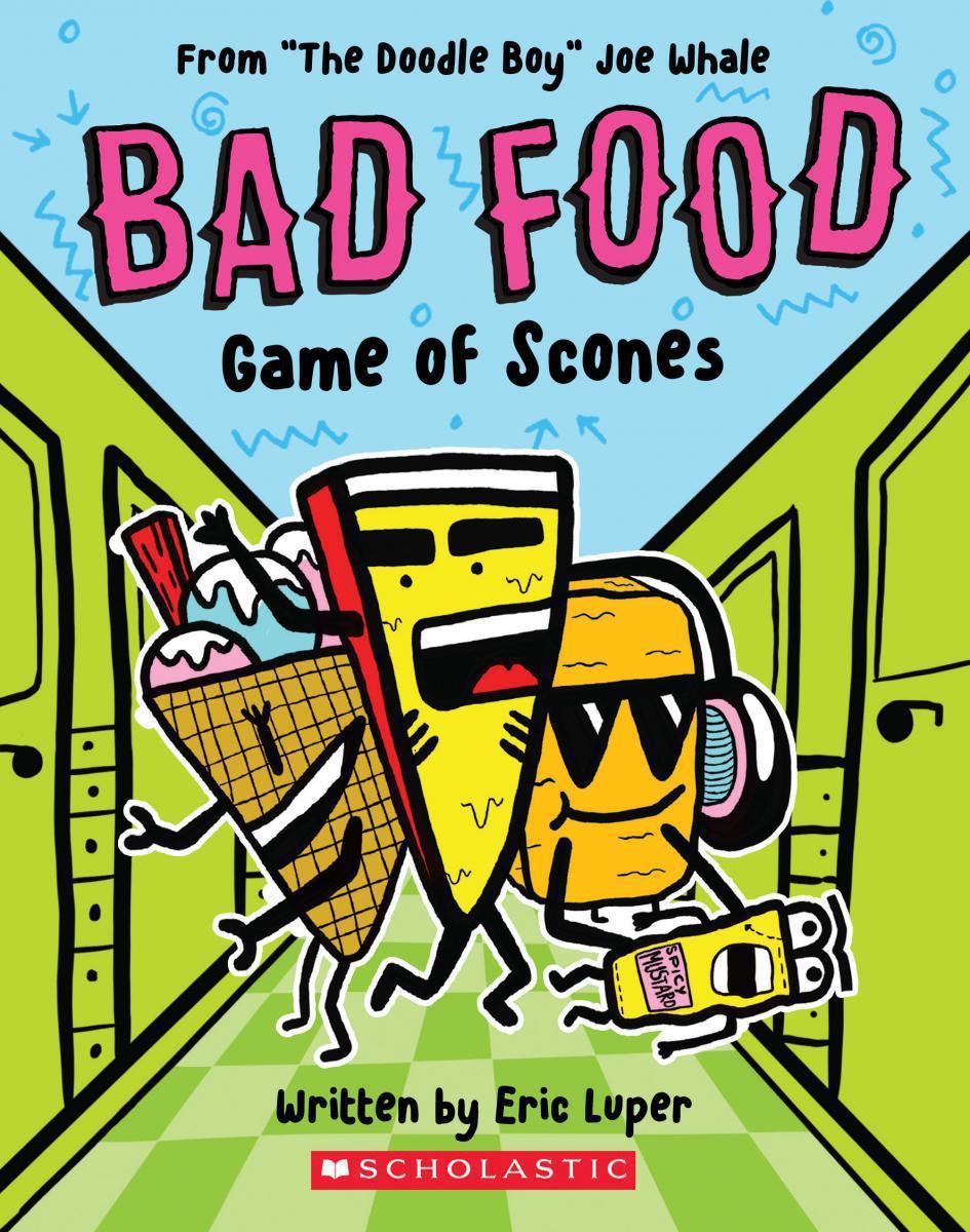 Bad Food #1: Game of Scones