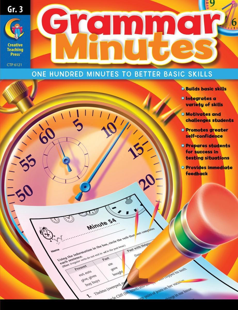 Grammar Minutes Grade 3