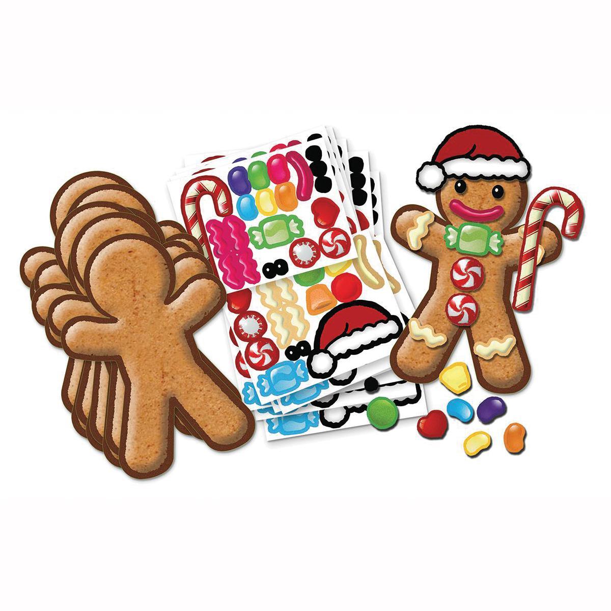 Gingerbread Classroom Craft