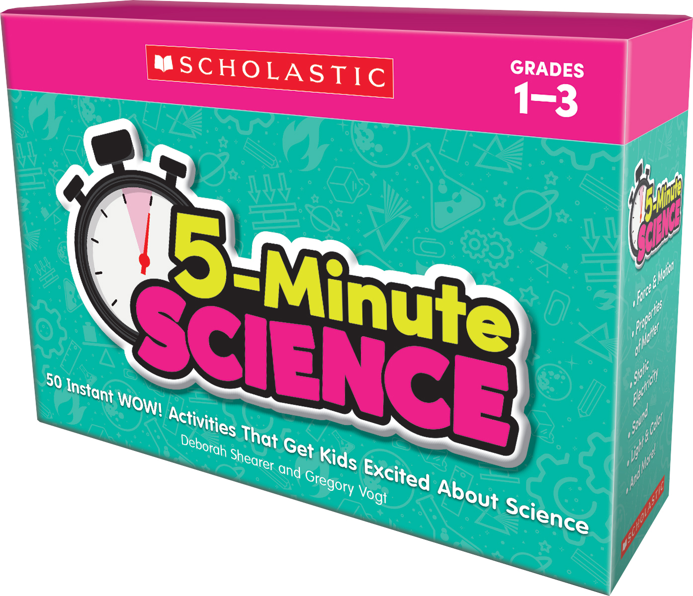 5-Minute Science: Grades 1-3