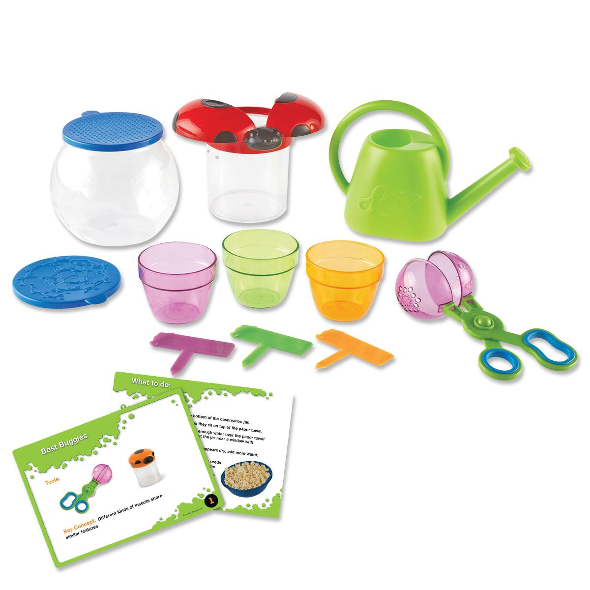 Primary Outdoor Science Set