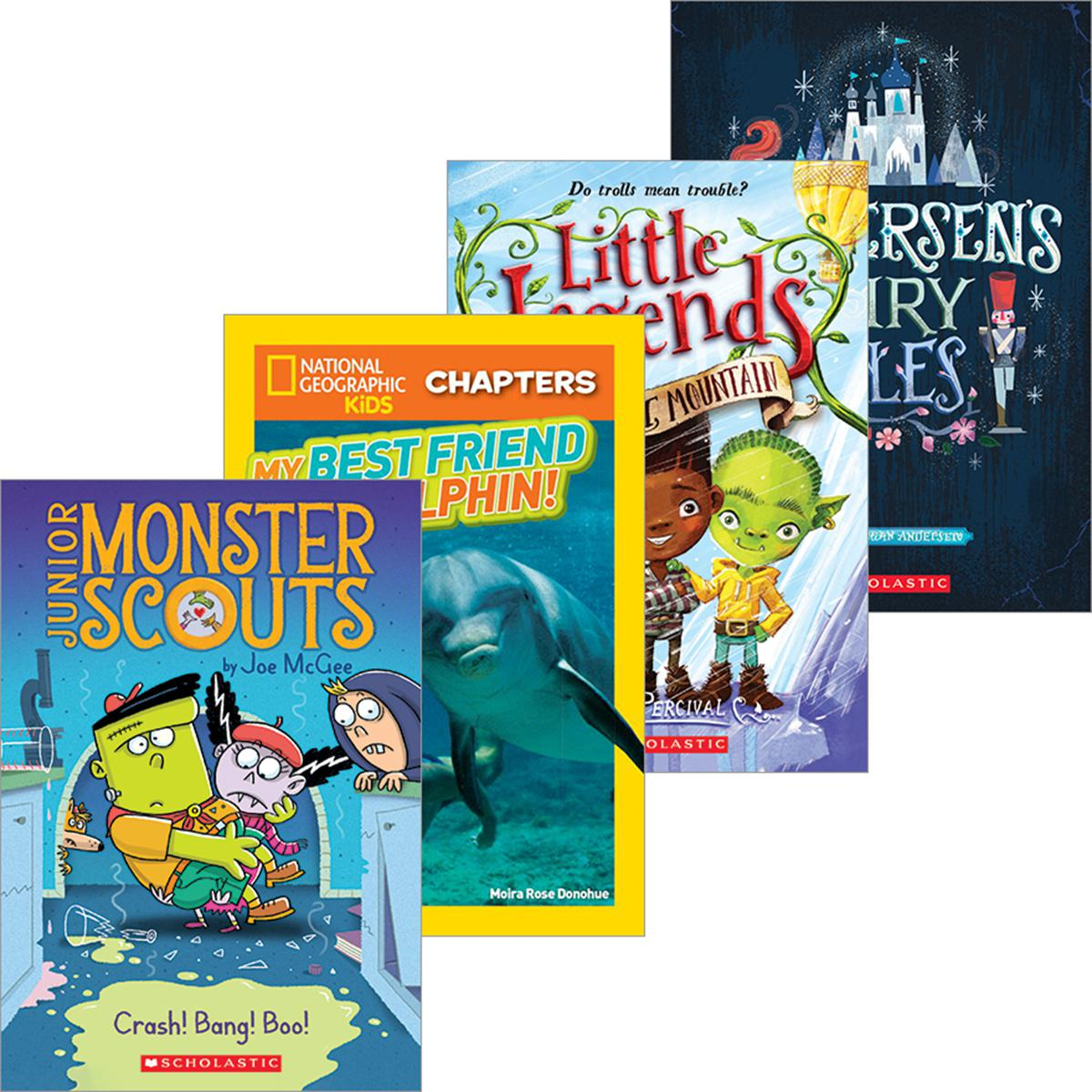 Spring and Summer Reading Pack