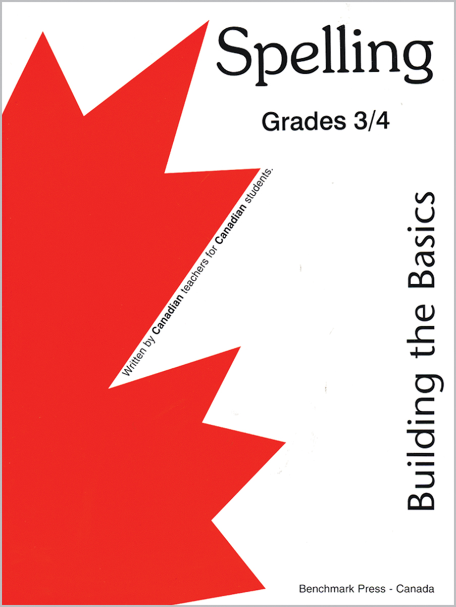 Building the Basics: Spelling Grades 3-4