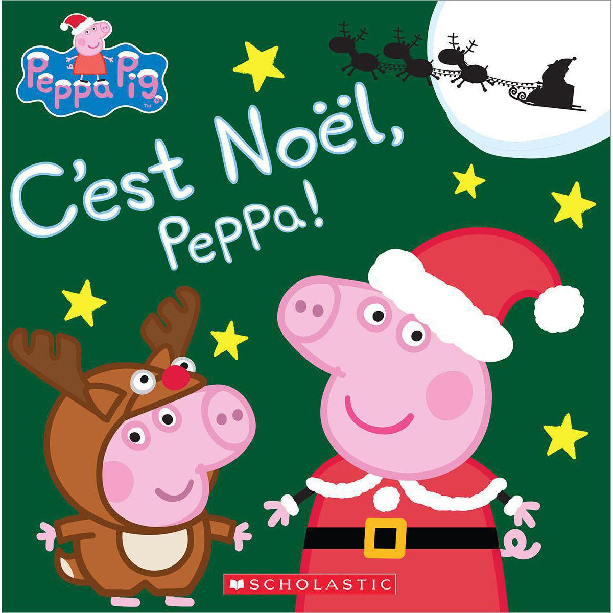 Ensemble C'est Noël, Peppa!