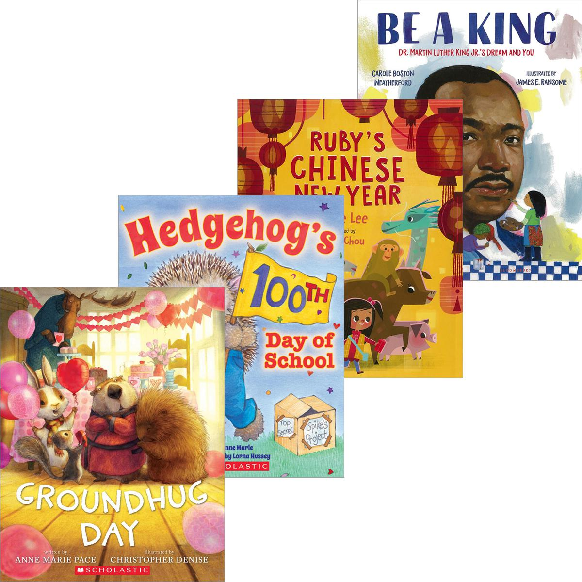 January Joyful Read Aloud Value Pack