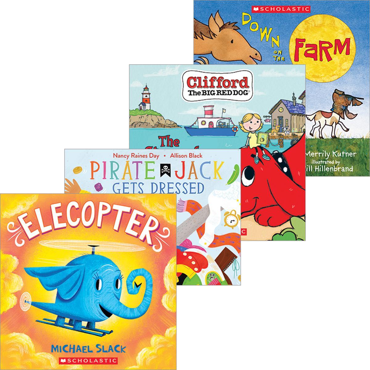 Best Preschool Books to Read All Summer Pack