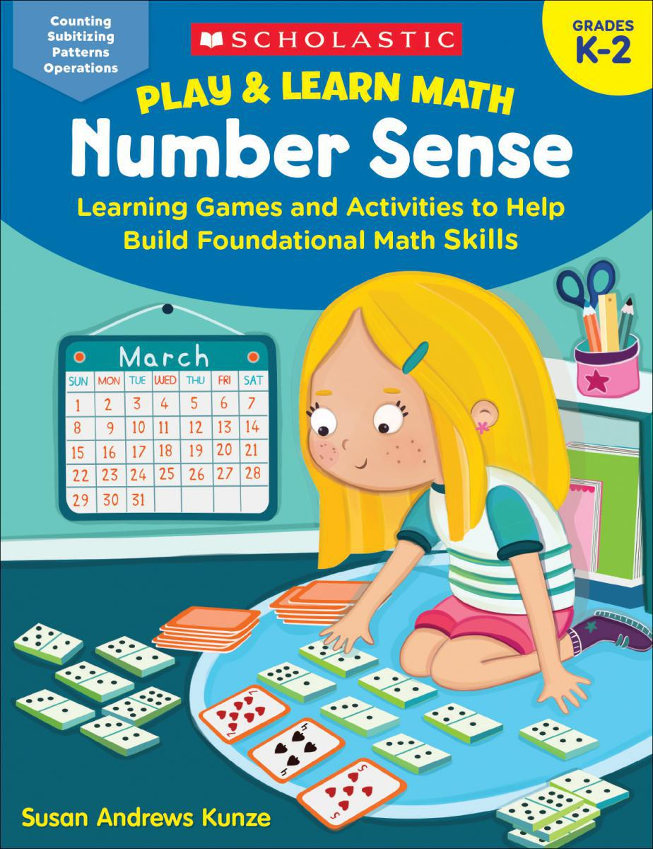 Play & Learn Math: Number Sense