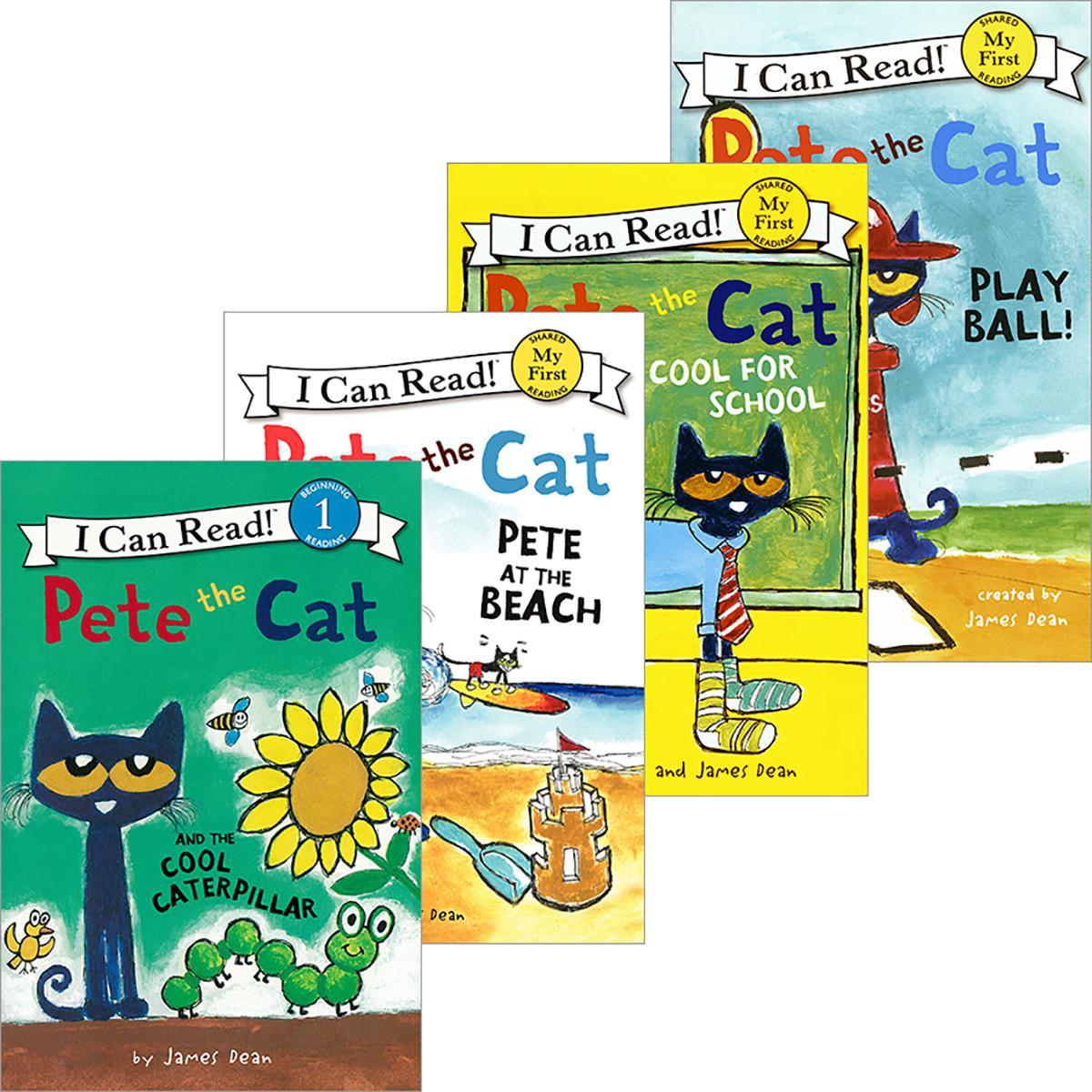 Pete the Cat Adventures Pack