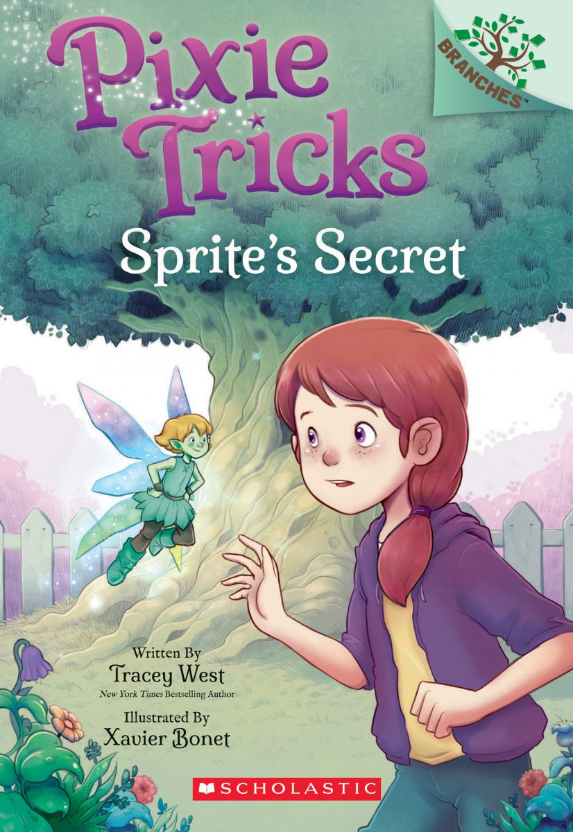Pixie Tricks #1: Sprite's Secret