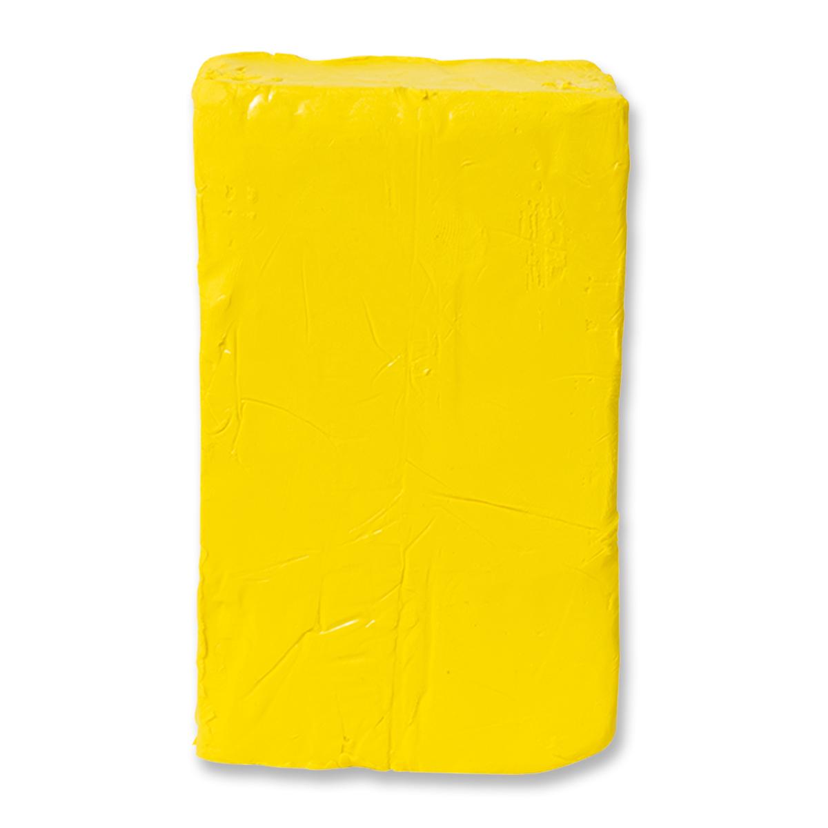 Pâte à modeler : jaune