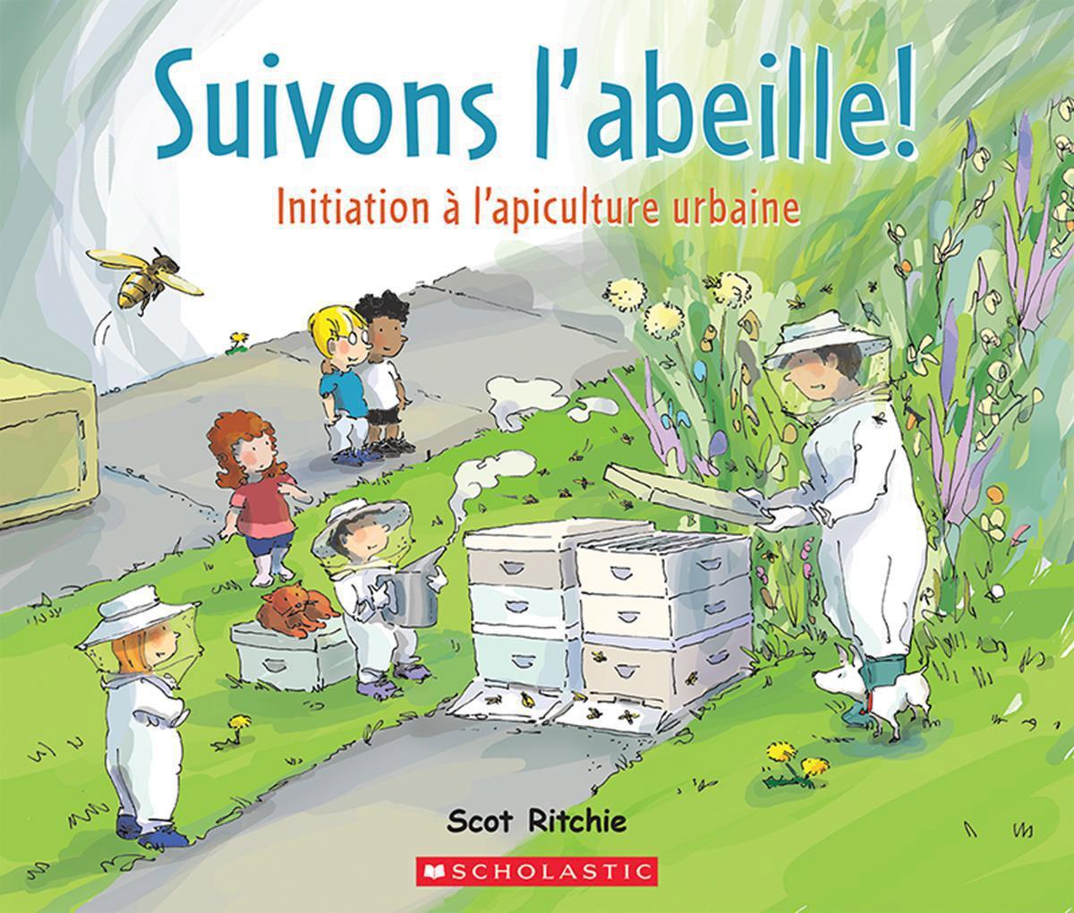 Suivons l'abeille! Initiation à l'apiculture urbaine