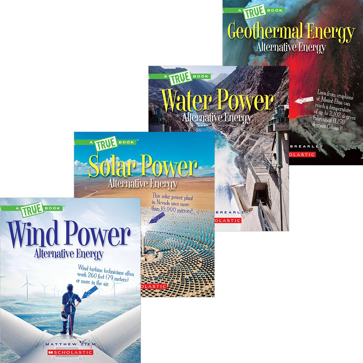True Book: Alternative Energy Pack