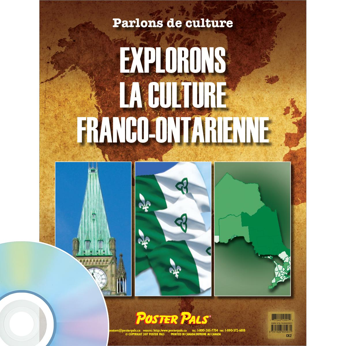 French Cultural Resources: Explorons la culture franco-ontarienne