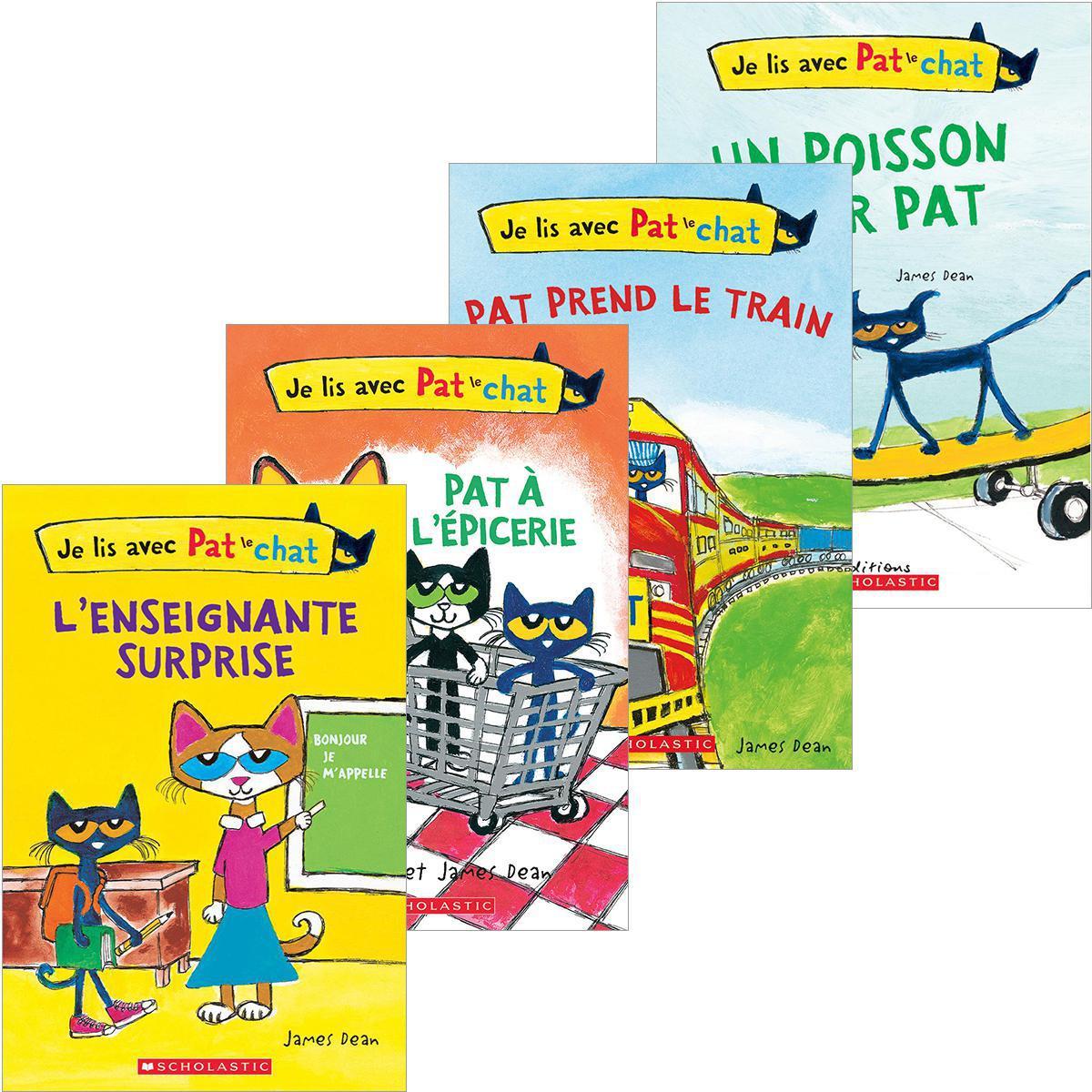 Collection Je lis avec Pat le chat