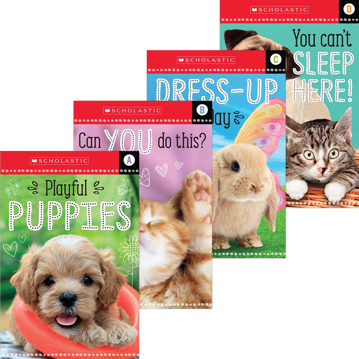 Scholastic Early Learners: Guided Reading Pack (A-D)