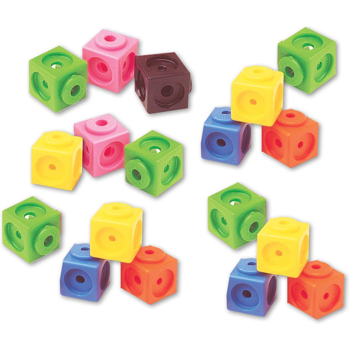 Cubes à relier