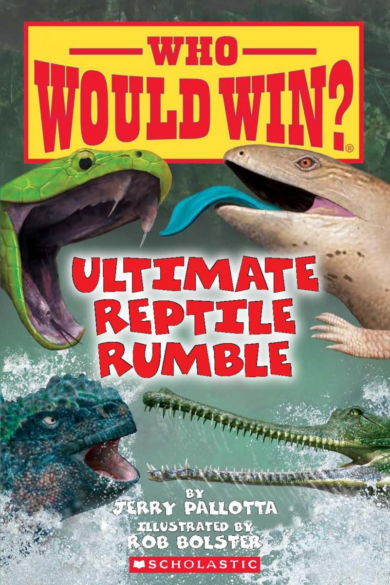 Who Would Win?® Ultimate Reptile Rumble