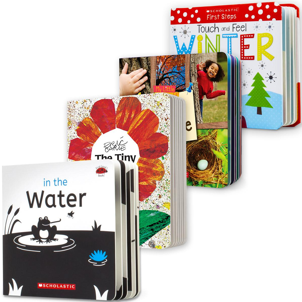 Explore Nature Board Book Value Pack