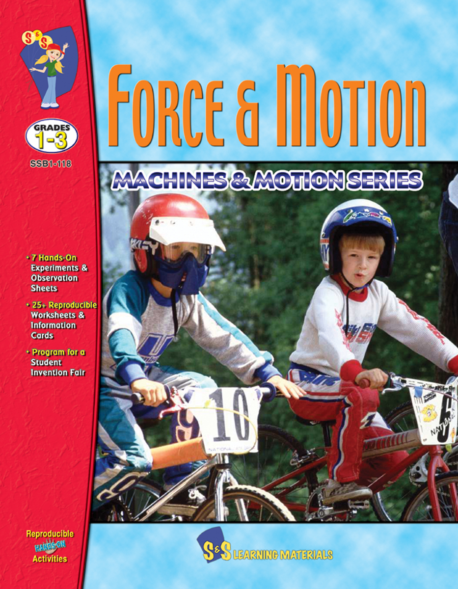 Force & Motion Grades 1-3