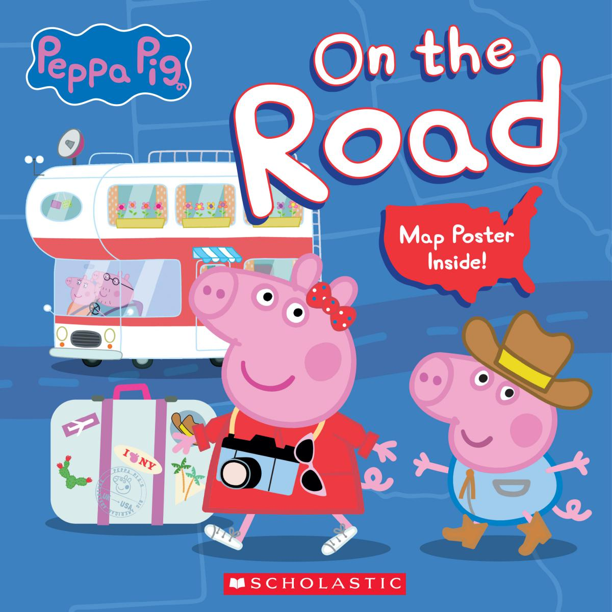 Peppa Pig: On the Road
