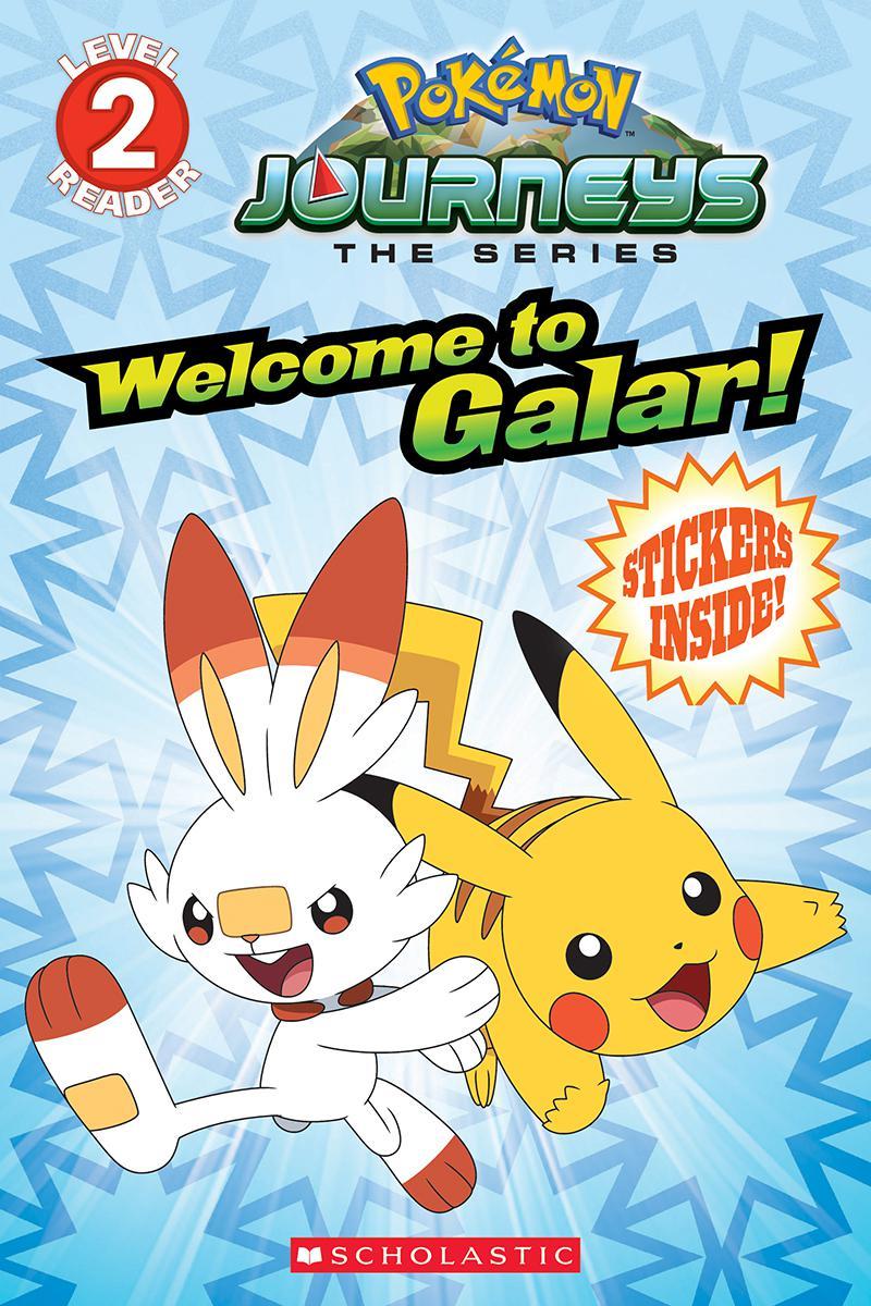 Pokémon Journeys: The Series: Welcome to Galar!