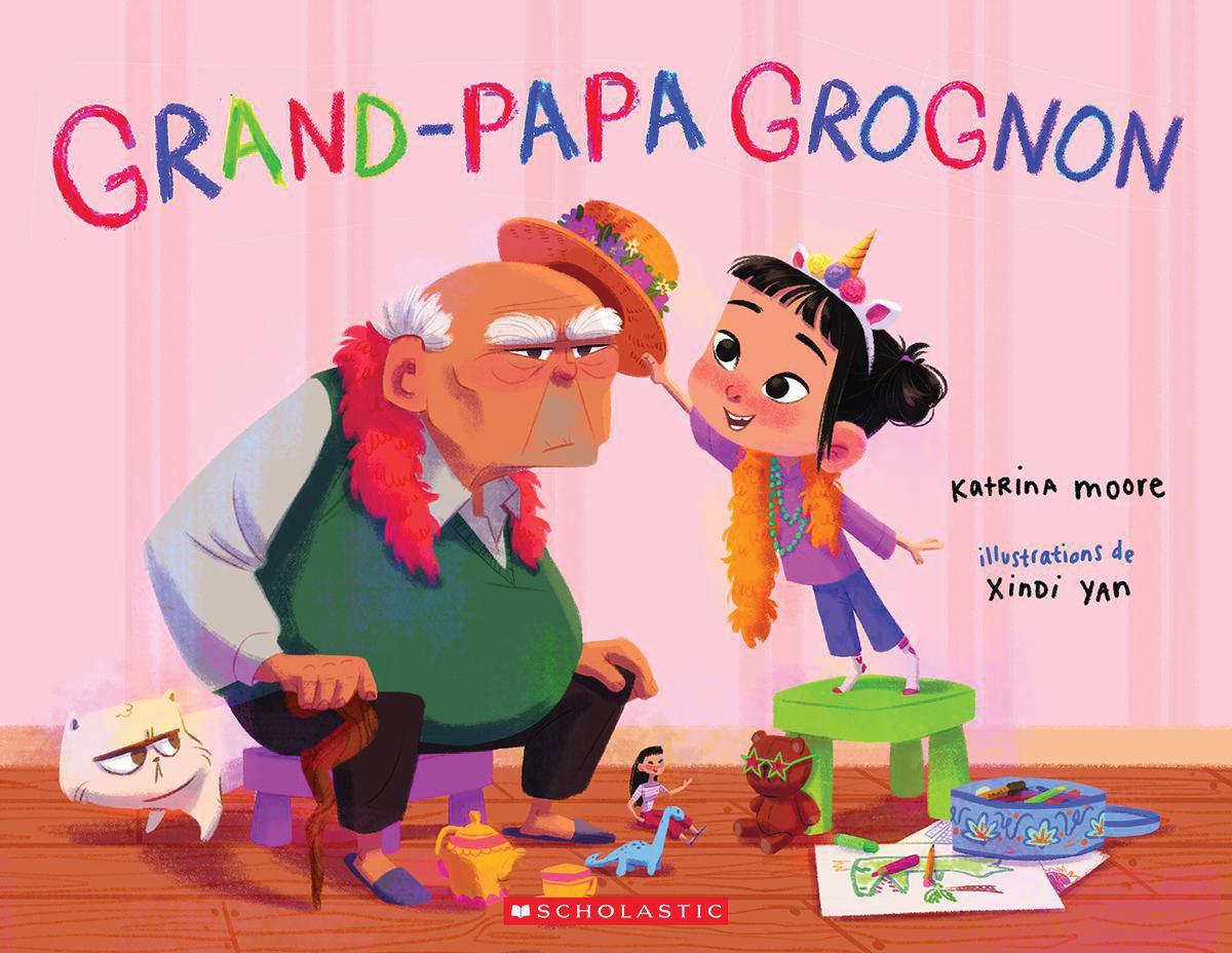 Grand-papa grognon