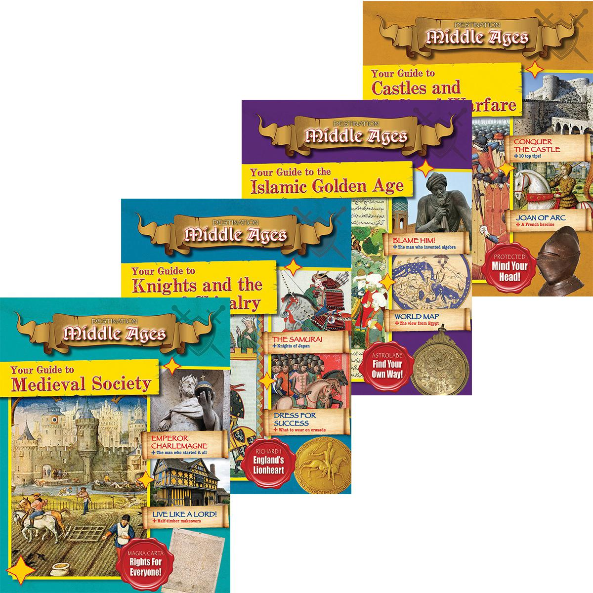 Destination Middle Ages 6-Pack