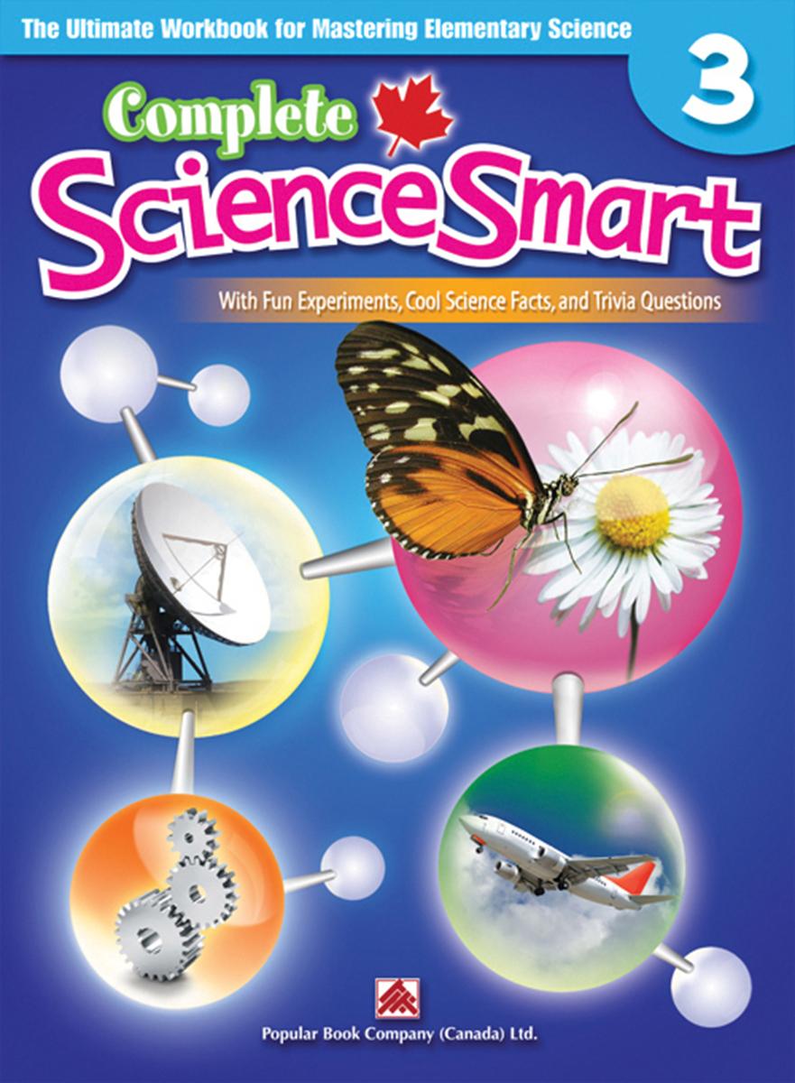 Complete ScienceSmart Grade 3