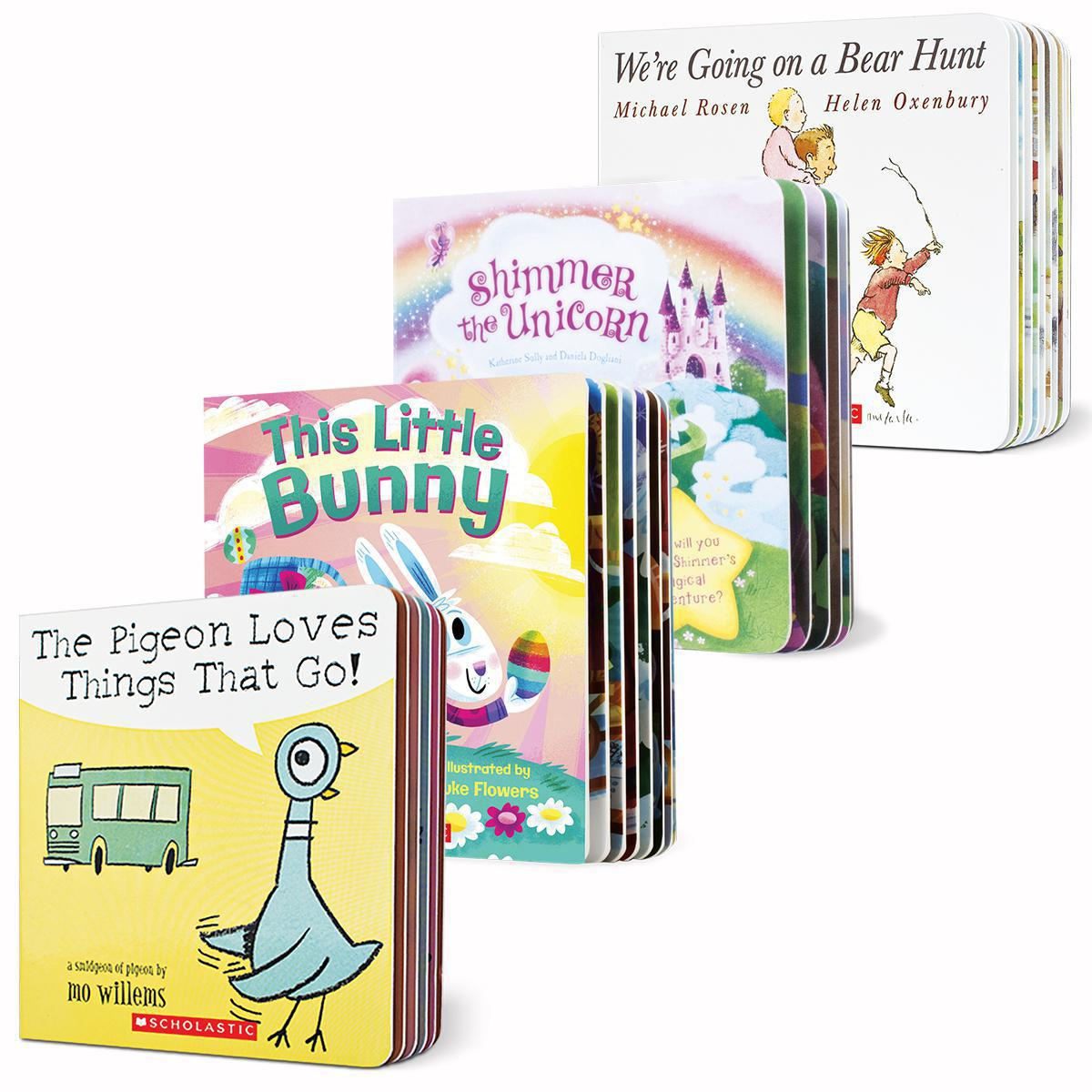 Spring Board Book Library