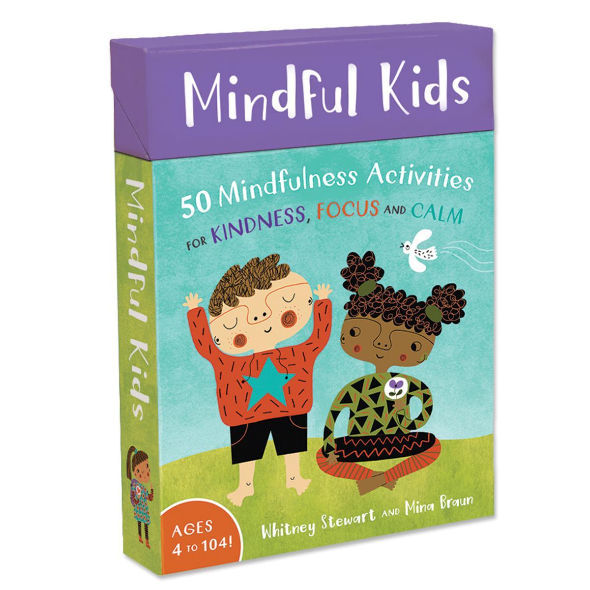 Enfants conscients 50 activités de pleine conscience pour la bonté, la concentration et le calme