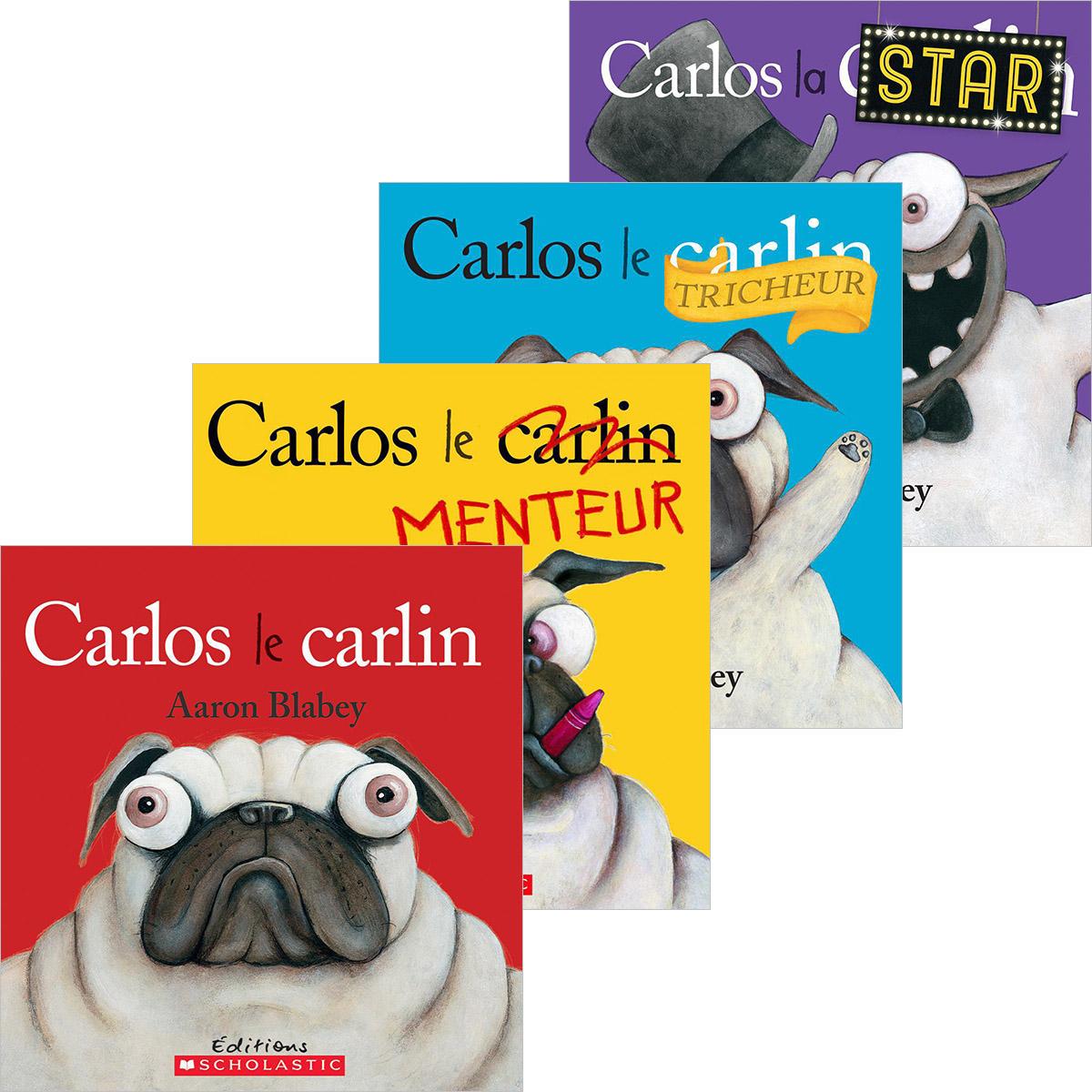 Collection Carlos le carlin