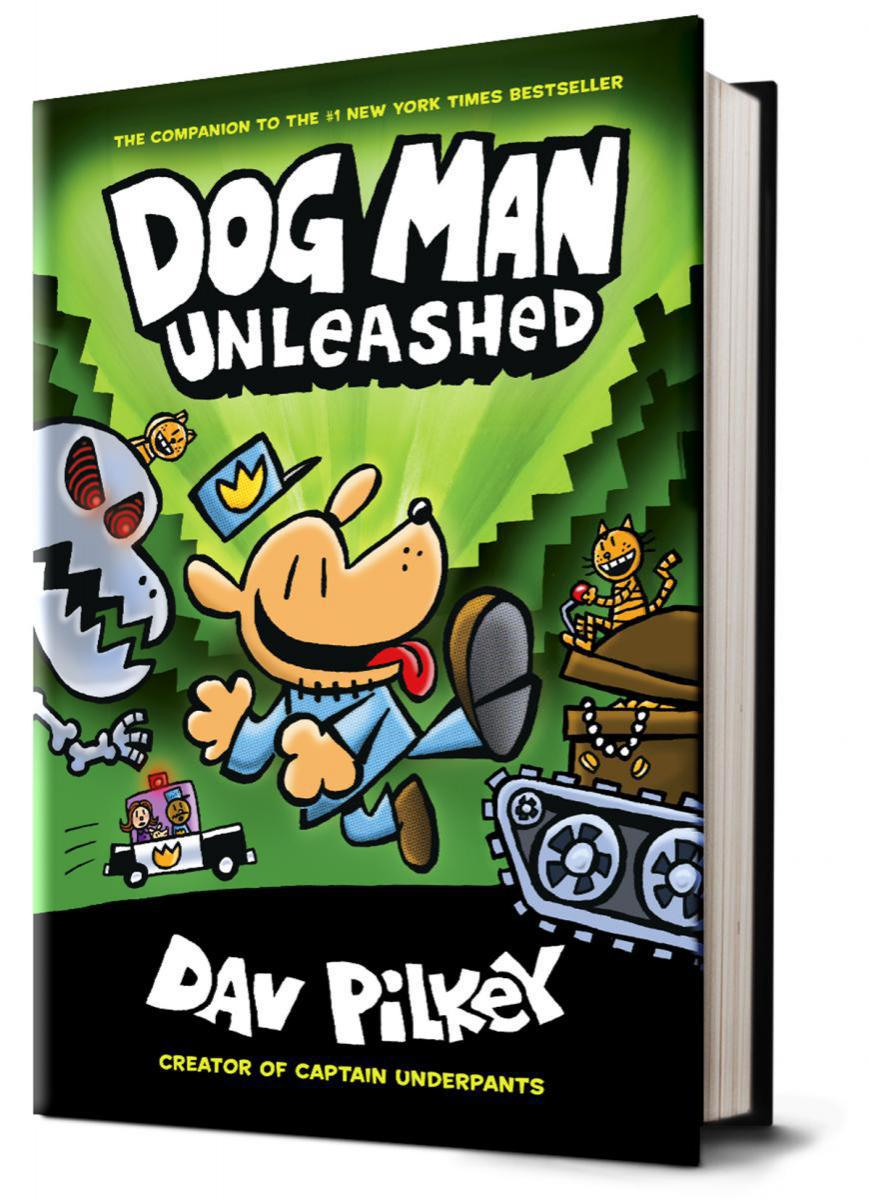 Dog Man #2: Dog Man Unleashed