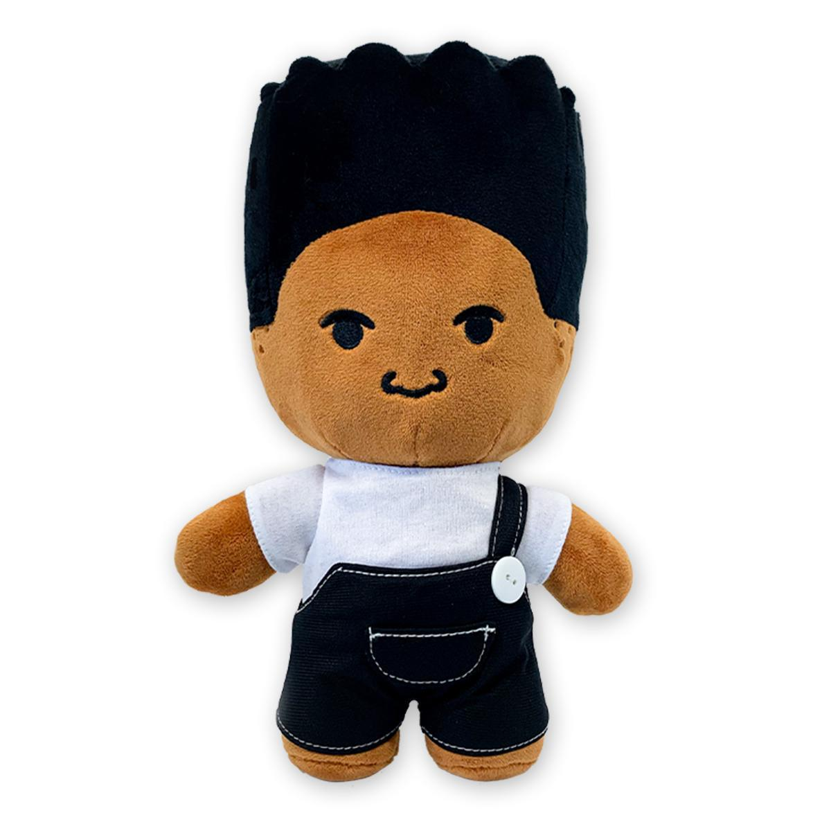 Black Plush Dolls: Dre