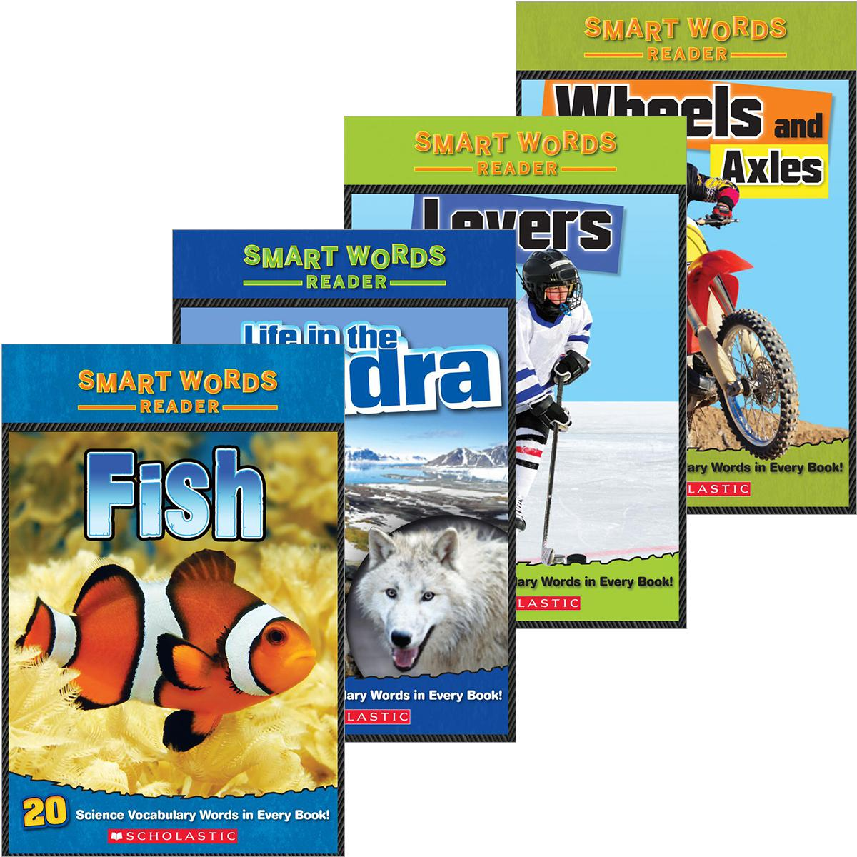 Smart Word Science Reader Library