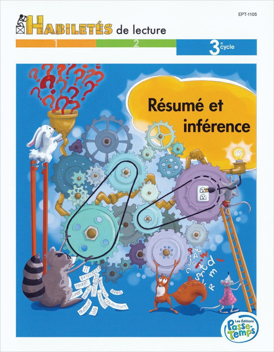 Résumé et inférence - 3e cycle