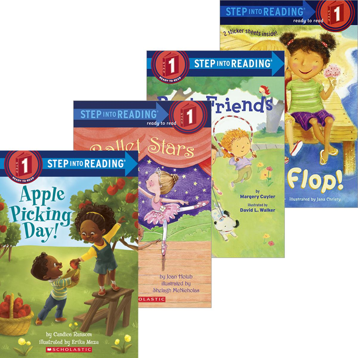 Step into Reading! Value Pack