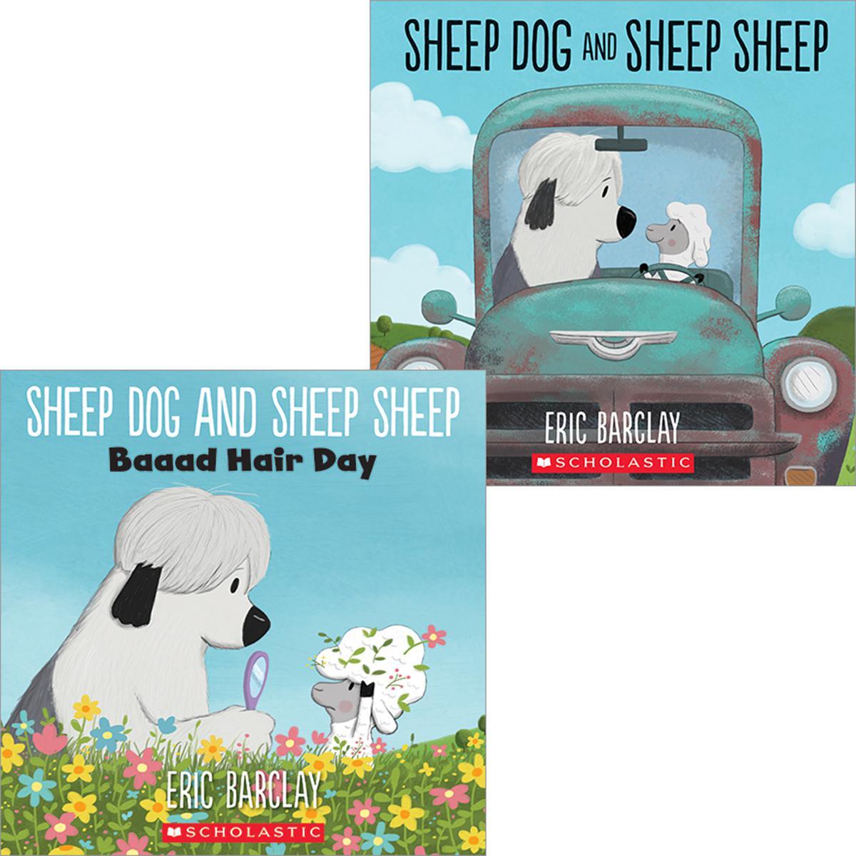 Sheep Dog and Sheep Sheep Pack