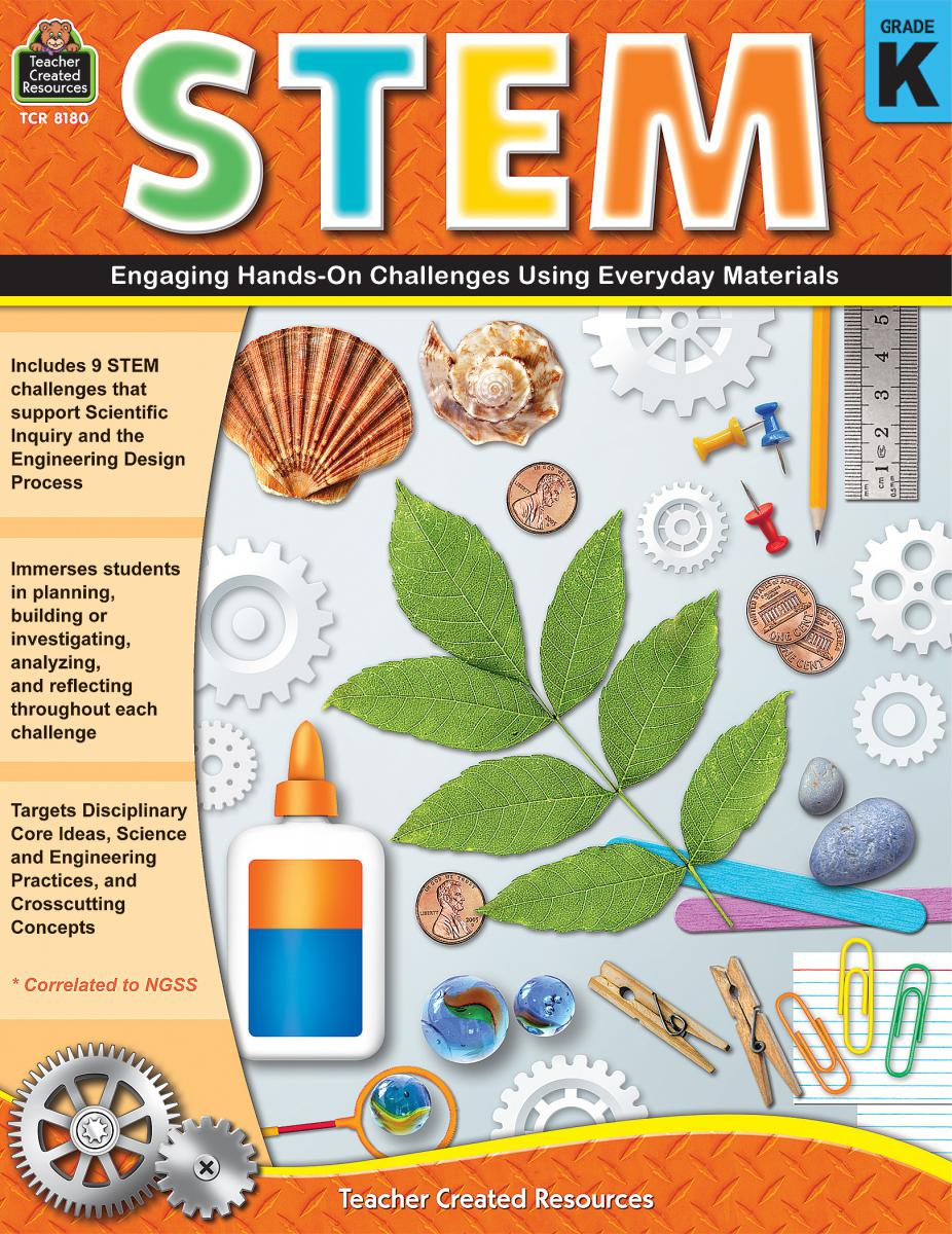 STEM: Engaging Hands-On Activities Grade K